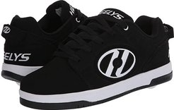 Voyager (Black/White) Boys Shoes