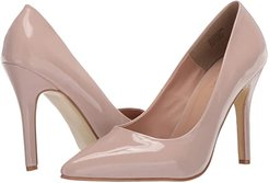 Scarlett (Nude Patent) Shoes