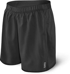 Pilot 2N1 Shorts (Black) Men's Underwear