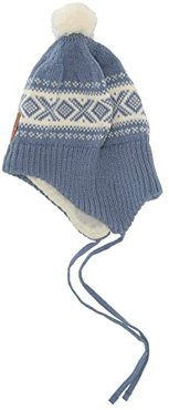 Cortina Hat (2-4 Years) (Blue Shadow/Off-White) Beanies