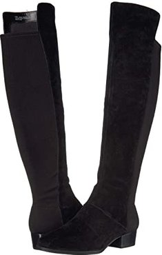 Cross Country (Black Suede) Women's Boots