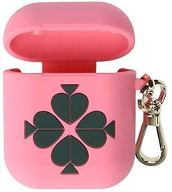 Airpod Case (Rococo Pink Multi) Cell Phone Case