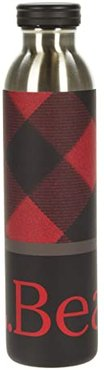 20 oz. Original Print Insulated Water Bottle (Buffalo Plaid) Dinnerware Cookware