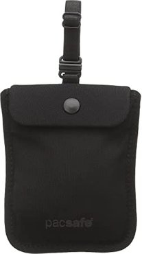 Coversafe S25 Secret Bra Pouch (Black) Travel Pouch