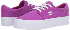 Trase Platform TX (Purple) Women's Skate Shoes