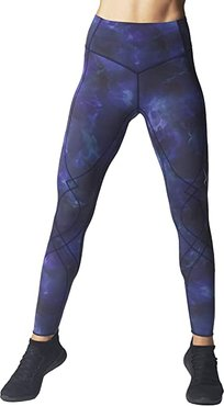 Stabilyx 2.0 Tights (Navy/Lilac) Women's Casual Pants