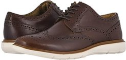 Ignight Wing Tip Oxford (Brown Pull Up) Men's Shoes