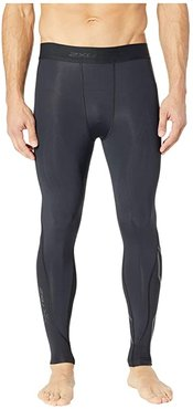 MCS Cross Training Compression Tights (Black/Nero) Men's Workout