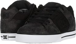 Pure (Black/Black Stencil) Men's Skate Shoes