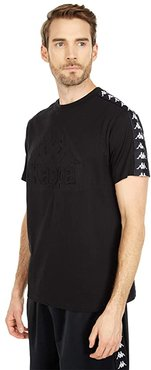 222 Banda Bekkia (Black/White) Men's Clothing