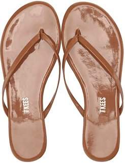 Foundation Gloss (Au Natural) Women's Sandals