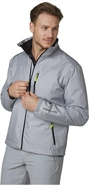 Crew Midlayer Jacket (Grey Fog) Men's Clothing