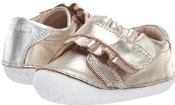 Frill Pave (Infant/Toddler) (Gold/Silver) Girl's Shoes