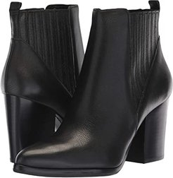 Alva (Black Leather) Women's Shoes