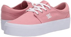 Trase Platform TX (Blush) Women's Skate Shoes