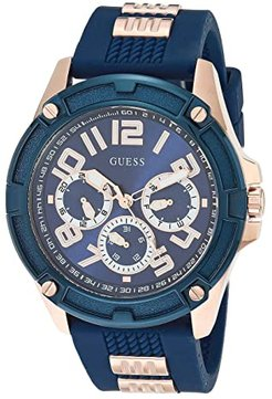 GW0051G3 (Blue/Rose Gold-Tone) Watches