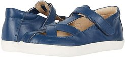 Coolin-Off (Toddler/Little Kid) (Jeans/White Sole) Girl's Shoes