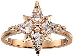Symbolic Star Ring (CZ White) Ring