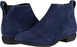 Spencer (Navy Suede) Women's Shoes