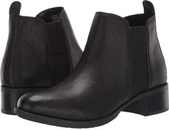 Shane (Black Leather) Women's Boots