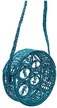 Baranoa Crossbody (Green) Handbags