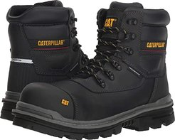 Adhesion Ice+ 6 WP TX CT (Black) Men's Work Boots