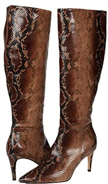Tall Boot (Brown) Women's Shoes