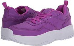 E.Tribeka Platform (Purple) Women's Shoes