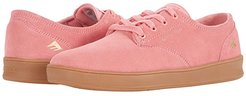 The Romero Laced (Pink) Men's Skate Shoes