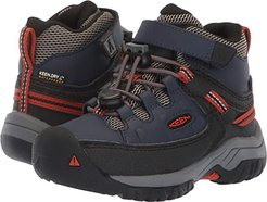 Targhee Mid WP (Toddler/Little Kid) (Blue Nights/Roobios) Boy's Shoes