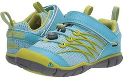 Chandler CNX (Toddler/Little Kid) (Petit Four/Chartreuse) Girl's Shoes