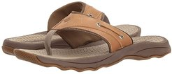 Outer Banks Thong Sandal (Tan) Men's Sandals