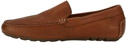 Weston (Tan Perfed Tumbled Full Grain) Men's Shoes
