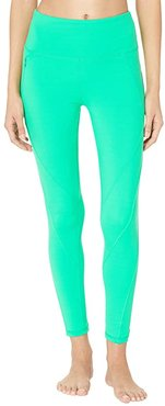 Weekender High-Rise Leggings (Agave Green) Women's Casual Pants