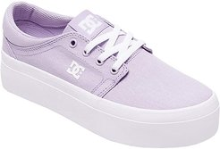 Trase Platform TX (Lilac) Women's Skate Shoes