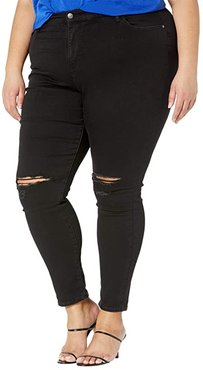 721 High-Rise Skinny (Close To The Edge) Women's Jeans