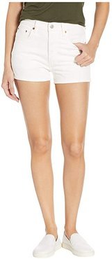 Premium 501 High-Rise Shorts (In the Clouds) Women's Shorts