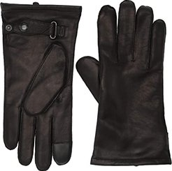 Yield Grain Leather Gloves (Black) Extreme Cold Weather Gloves