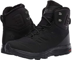 Outblast TS CSWP (Black/Black/Black) Men's Shoes