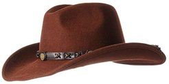 Dakota (Chestnut) Cowboy Hats