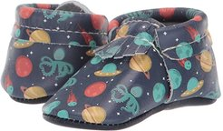 Soft Sole City Moccasins - Out of This World (Infant/Toddler) (Martians) Boy's Shoes