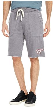 Virginia Tech Hokies Victory Shorts (Nickel) Men's Shorts