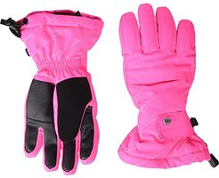 Synthesis (Little Kids/Big Kids) (Bryte Bubblegum) Extreme Cold Weather Gloves