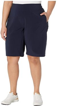 Plus Size Place to Placetm II Shorts (Dark Nocturnal) Women's Shorts