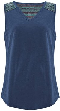 Thea Tank Top (Nautilus) Women's Sleeveless
