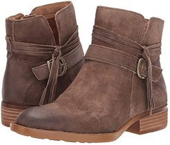 Osha (Taupe Distressed) Women's Pull-on Boots
