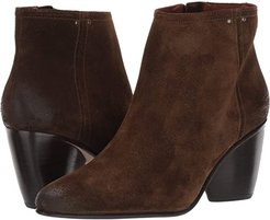 Laney (Olive Suede) Women's Boots