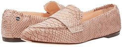 Softy Moccasin (Poudre Pink) Women's Shoes