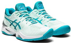 Court FF 2 (Bio Mint/Lagoon) Women's Volleyball Shoes