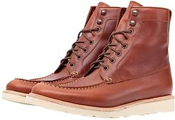 Mateo All Weather Boot (Brandy) Men's Shoes